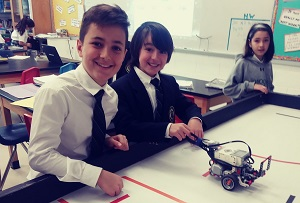 Problem Solving with Robotics